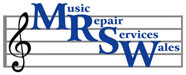Music Repair Services Wales